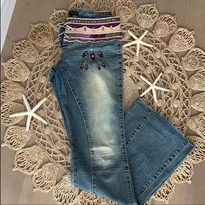 Gorgeous Embellished Jeans  ❤️ 🌙  ⭐️ 👖